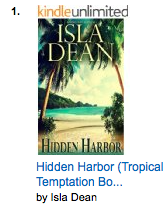 Hidden Harbor Number 1 Bestseller